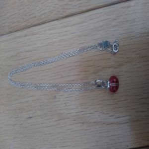 TOUS SILVER NECKLACE